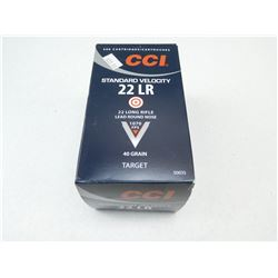 CCI 22 LR AMMO