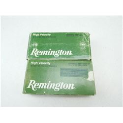 ASSORTED 222 REMINGTON