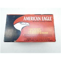 AMERICAN EAGLE 22 LR AMMO
