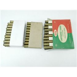 ASSORTED 7MM REM MAG RELOADS & BRASS