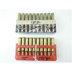 ASSORTED 7MM REM MAG AMMO/ RELOADS