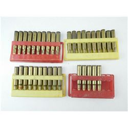 ASSORTED 30-06 & 270 WIN AMMO