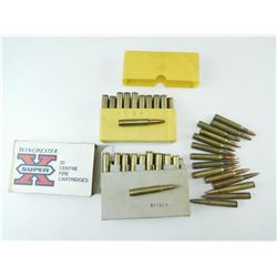 ASSORTED 30-06 AMMO/RELOADS