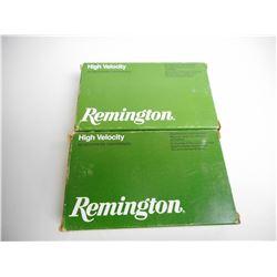 REMINGTON  7 X 64 AMMO