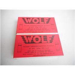 WOLF 45 ACP AMMO