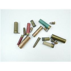 ASSORTED MILITARY AMMO & SHELLS