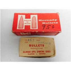 ASSORTED BULLETS