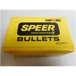 SPEER 30 CAL BULLETS