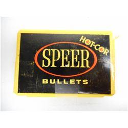SPEER 270 CAL BULLETS