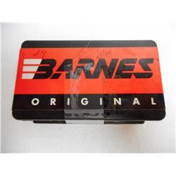 BARNES 6MM BULLETS