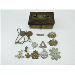 ASSORTED AIRFORCE ITEMS