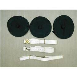 BERETS & DRESS BELTS