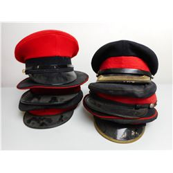 ASSORTED MILITARY HATS