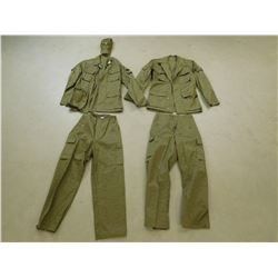 MILITARY JACKET & TROUSERS