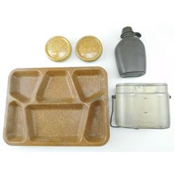 MILITARY DINING EQUIPMENT
