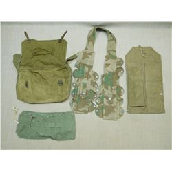 ASSORTED MILITARY LOT