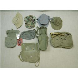 ASSORTED MILITARY & MILITARY TYPE ITEMS