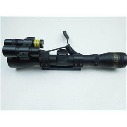 BEEMAN 4 X 32 SCOPE