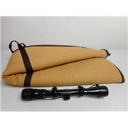 SCOPE & RIFLE CASE