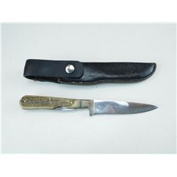 FIXED BLADE KNIFE & FOLDING BLADES