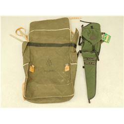 BACKPACK & RIFLE BAG