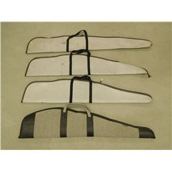 GREY SOFT RIFLE CASES