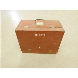 RANGE BOX & SPOTTING SCOPE