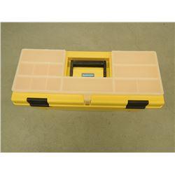 LARGE YELLOW TOOL BOX