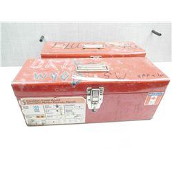 MASTERCRAFT TOOL BOXES
