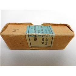 WWII GERMAN 9MM BOX