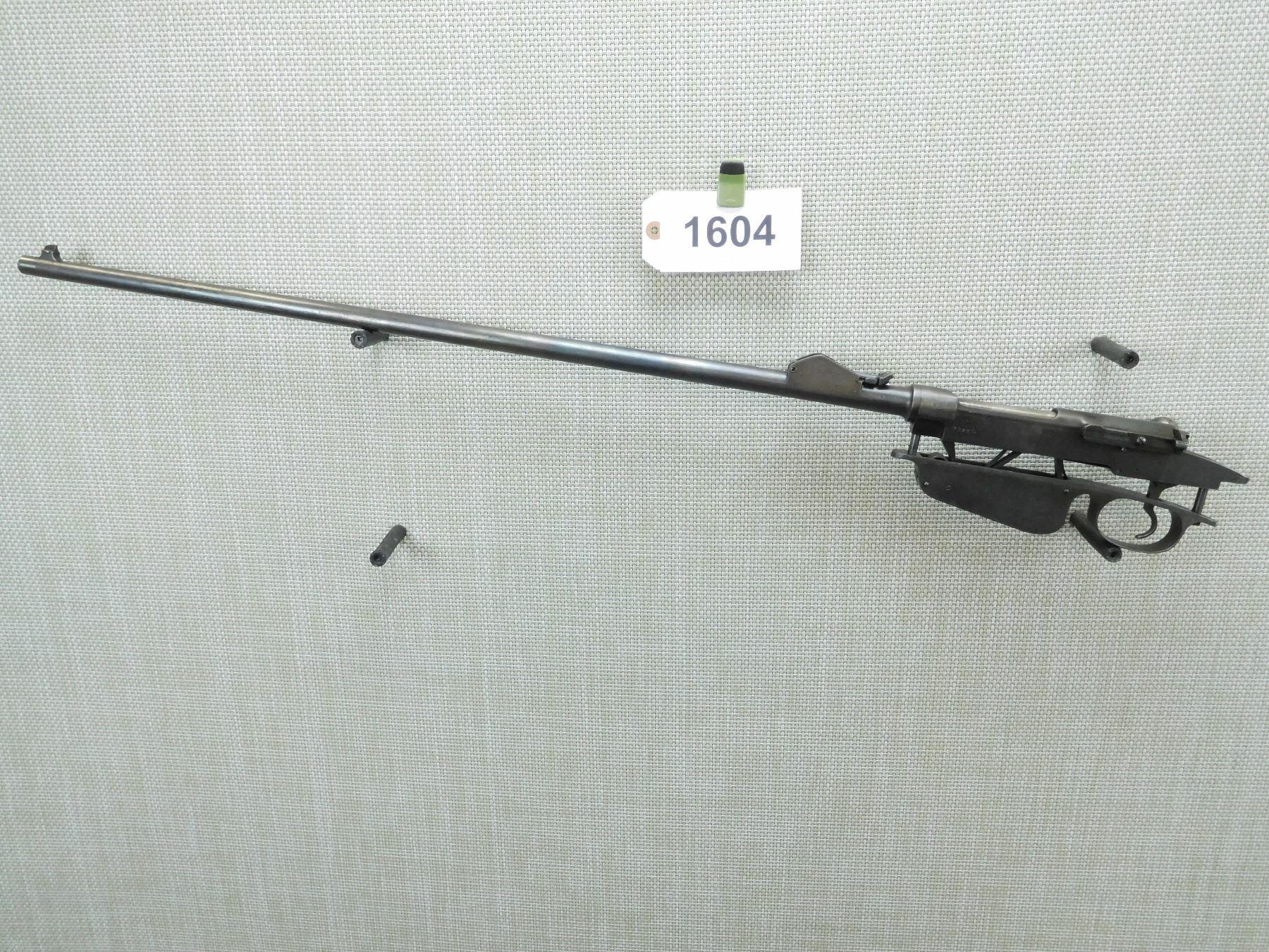 STEYR MANNLICHER, MODEL: 1886 AUSTRIAN RIFLE , CALIBER: 8 X 50R