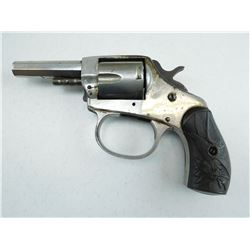 IVER JOHNSON , MODEL: AMERICAN BULLDOG  , CALIBER: 32 S&W