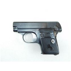 COLT , MODEL: 1908 VEST POCKET HAMMERLESS , CALIBER: 25 ACP