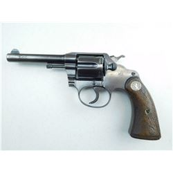 COLT , MODEL: POLICE POSITIVE 32 , CALIBER: 32 LONG COLT