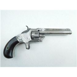SMITH &WESSON , MODEL: TIP UP 22 NO 1 ISSUE 2 , CALIBER: 22 SHORT