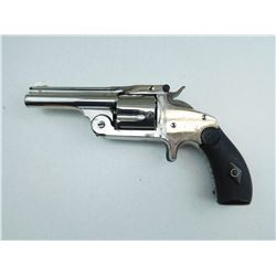 SMITH &WESSON , MODEL: 38 SINGLE ACTION THIRD MODEL , CALIBER: 38 S&W