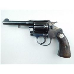 COLT , MODEL: POLICE POSITIVE , CALIBER: 38 SPL