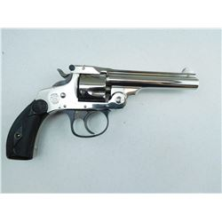 SMITH &WESSON , MODEL: 32 DOUBLE ACTION FIRST MODEL , CALIBER: 32 S&W