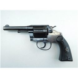 COLT , MODEL: POLICE POSITIVE SPECIAL , CALIBER: 32-20 WCF