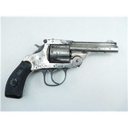 FOREHAND & WADSWORTH , MODEL: PERFECTION AUTOMATIC HINGED FRAME , CALIBER: 38 S&W