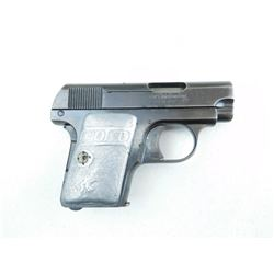 COLT , MODEL: 1908 POCKET AUTOMATIC , CALIBER: 25 AUTO