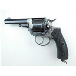 MUNTS , MODEL: JE MAINTIENDRAI  , CALIBER: 9.44MM DUTCH REVOLVER