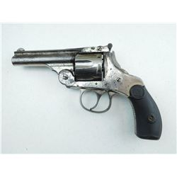 HARRIGTON & RICHARDSON , MODEL: SAFETY HAMMER DOUBLE ACTION , CALIBER: 32 S&W