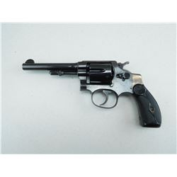 SMITH &WESSON , MODEL: HAND EJECTOR 32 REGULATION POLICE  , CALIBER: 32 LONG