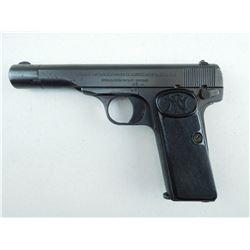 FN BROWNING , MODEL: 1922 , CALIBER: 7.65MM