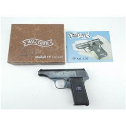 WALTHER , MODEL: 8 , CALIBER: 6.35MM