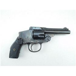 UNKNOWN , MODEL: HAMMERLESS , CALIBER: 38 S&W