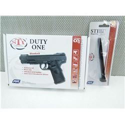 ASG STI INTERNATIONAL DUTY ONE AIR BB PISTOL