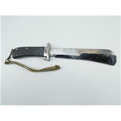 WWII ERA MACHETTE STYLE KNIFE