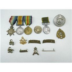 WWI MEDALS COLLECTION
